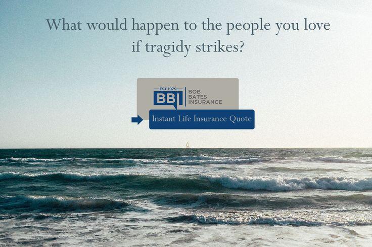 Free Term Permanent Instant Life Insurance Quote Bob Bates Letu0027s Retire On  A Beach.