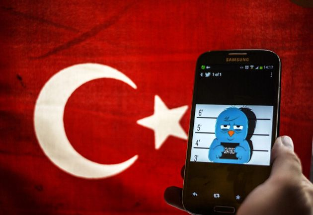 Turkey will ban Twitter unless it blocks a newspaper's account The Turkish government's love/hate relationship with Twitter is once again turning sour. A court in the country's Adana province is threatening to ban Tw