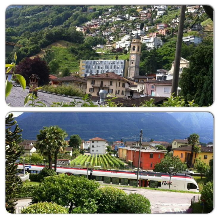 Gordola Ticino Svizzera