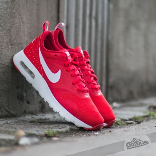 Nike Air Max Tavas (GS) University Red/ White-Gym Red - Footshop