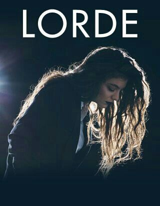 Lorde's Music was such a revelation to me!