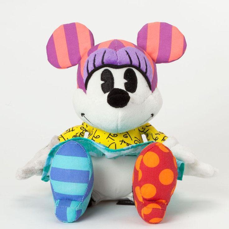 Disney by Britto - Minnie Mouse Small Plush