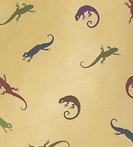 salamander stencilcute for a boys room httpwww