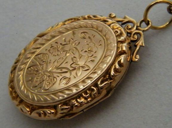 products locekt large edwardain locket boylerpf edwardian filled engraved necklace initial c lockets gold