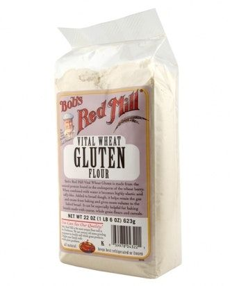 Every once in a while in our baking, we come across a recipe that calls for a tablespoon or two of vital wheat gluten