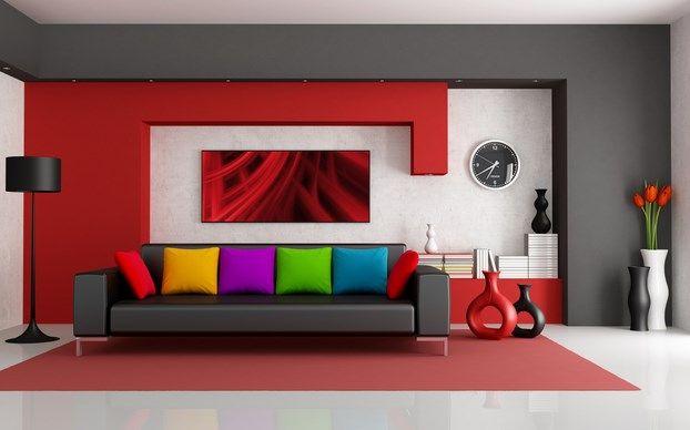 warna cat interior desain