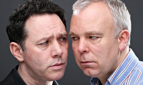 Inside Reece Shearsmith & Steve Pemberton: http://www.theguardian.com/tv-and-radio/2014/feb/07/inside-no-9-shearsmith-pemberton #tv #comedy #screenwriting #insideno9