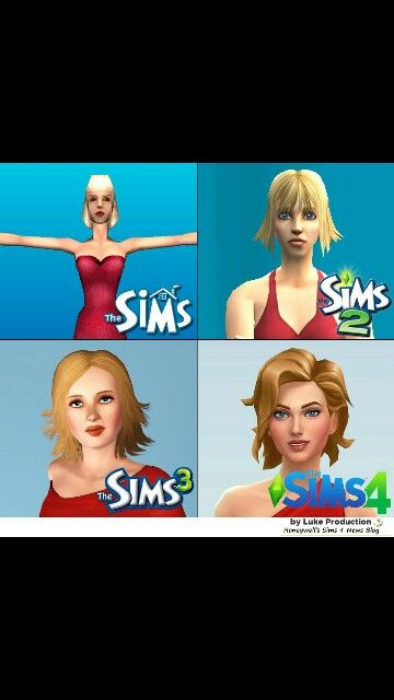 Cool sims1)2)3)4