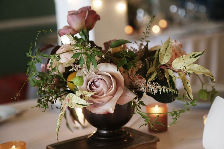 Early Fall Wedding - Putnam & Putnam