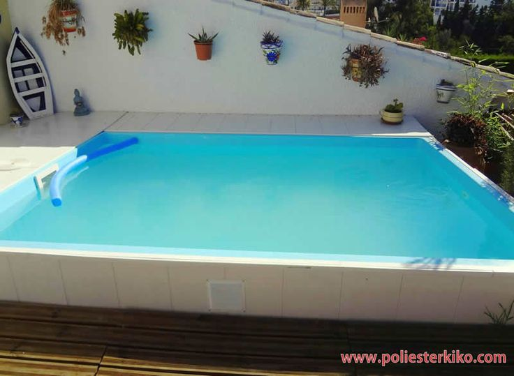 The 25 best piscinas poliester ideas on pinterest for Piscinas de fibra de vidrio