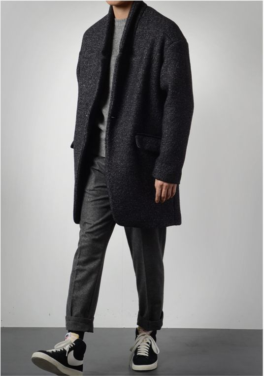 Got the coat, and the sweater, maybe the pants...but I WANT THEM NIKES ....