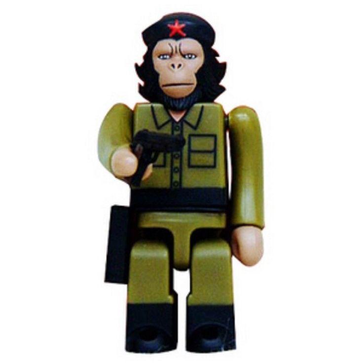 MEDICOM TOY SSUR Che Guevara KUBRICK Figure SAS be@rbrick bape milo ape king ken #Medicom