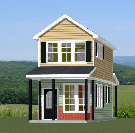 12x28 tiny house 12x28h5 589 sq ft excellent