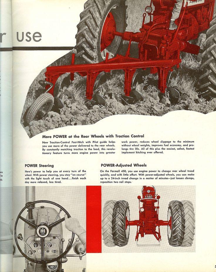 23 best 450 images on Pinterest | International harvester, Old ...