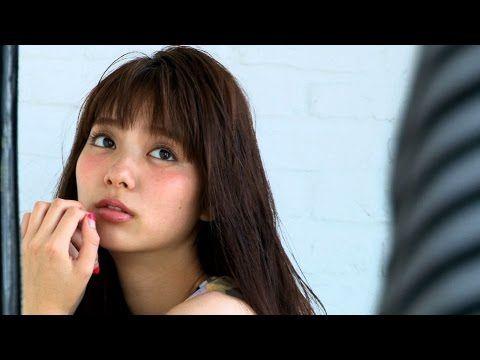 ノンノ8月号 新川優愛がノンノモデルに! 初撮影をキャッチ - YouTube