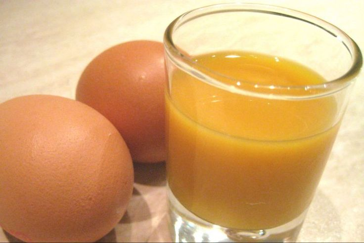 A tasty and energizing homemade liqueur made with eggs and Marsala wine. Very good, can be enjoyed immediately, it will give you the right energy at every occasion. #Vov