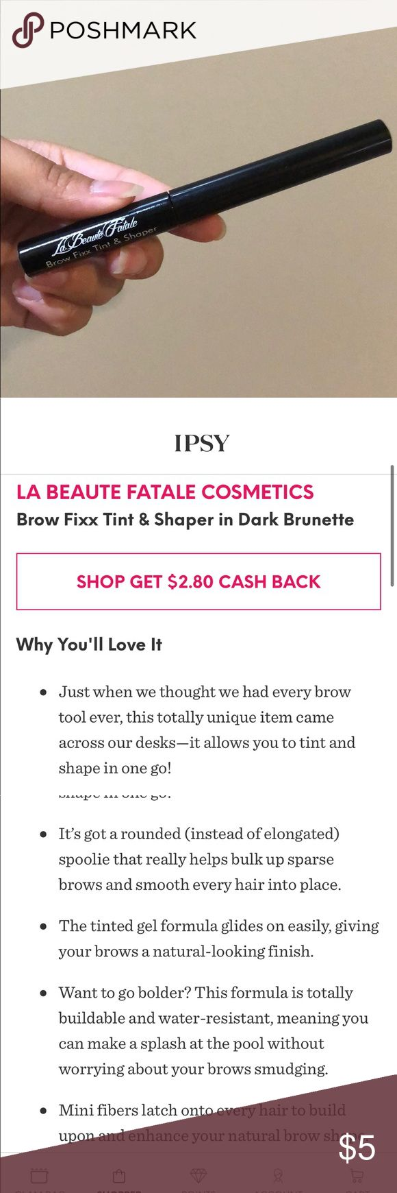 brow tinter and shaped super pigmented tiny for ey…