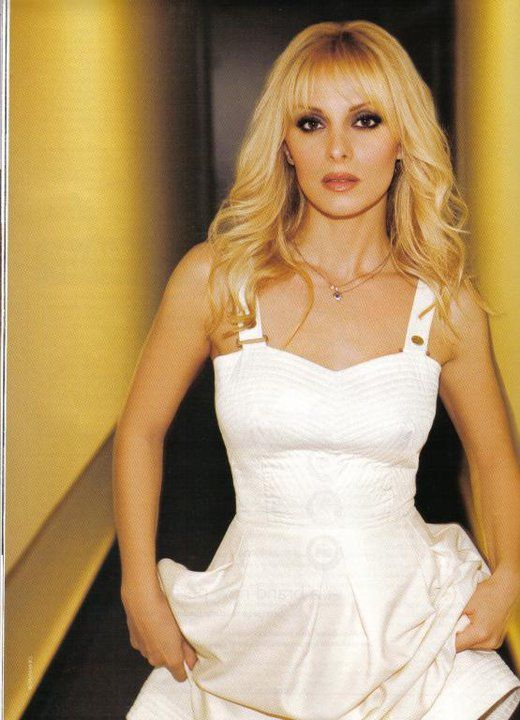 Peggy Zina - Greek Singer