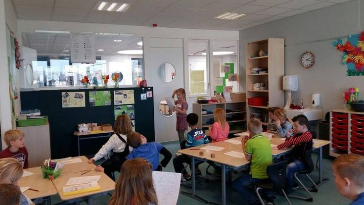 De kinderen van groep 3 en 4 van OBS de Meander in Borger springen op zoveel mogelijk manieren naar getallen; door de klas maar ook op papier met getallenlijnen.  Lees verder op onze website.