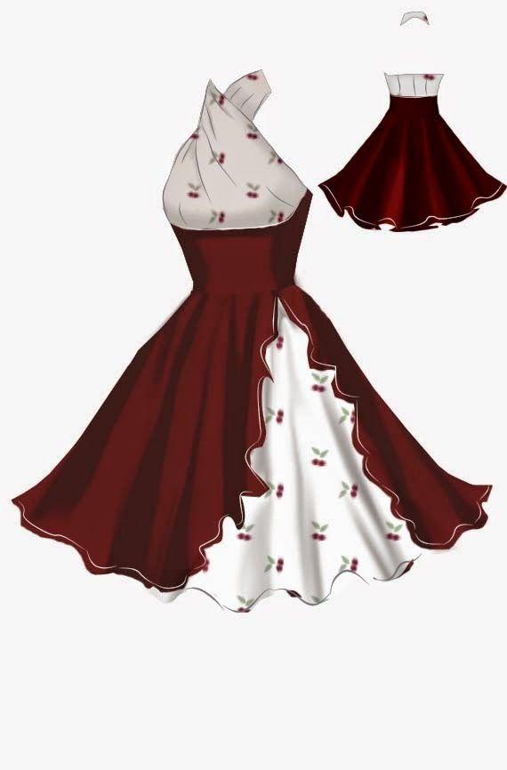 BlueBerryHillFashions.com - Rockabilly Dress - Coming Soon!