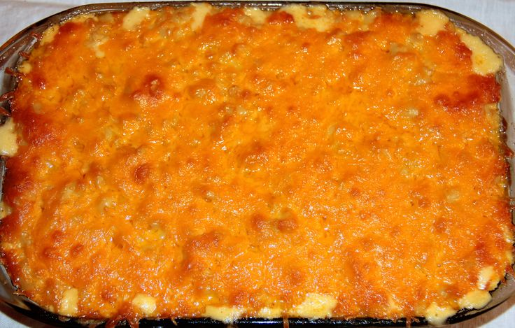 Creamy, Baked Macaroni and Cheese - The Best! | In a Southern Kitchen