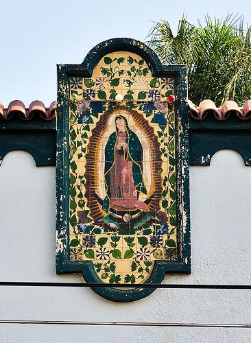 Our Lady of Guadalupe shrine, Guadalajara, Jalisco ~ by Piratepenpen via flickr