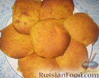Фото к рецепту: Тыквенное печенье