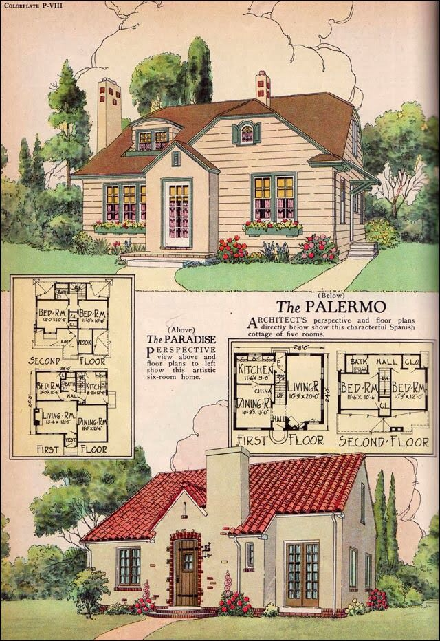 17 best images about love your facade on pinterest house for 1925 bungalow floor plan