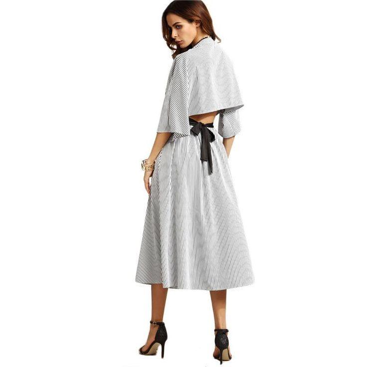 Three Quarter Dress
