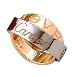 Classic Cartier Rolling Ring  (Dreamin'...one day!)