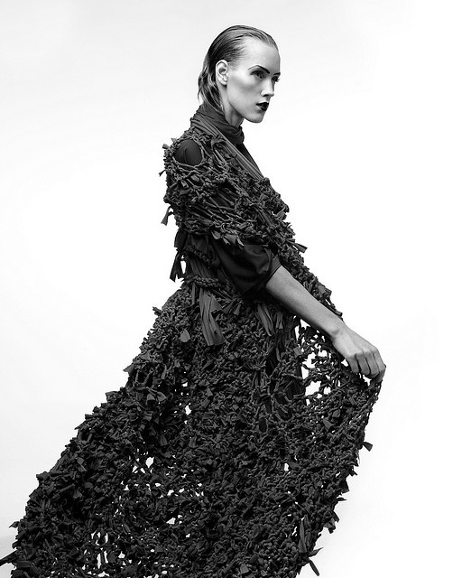 More awesome work by RMIT students. o see more work from RMIT fashion students, visit http://www.rmit.edu.au/fashion