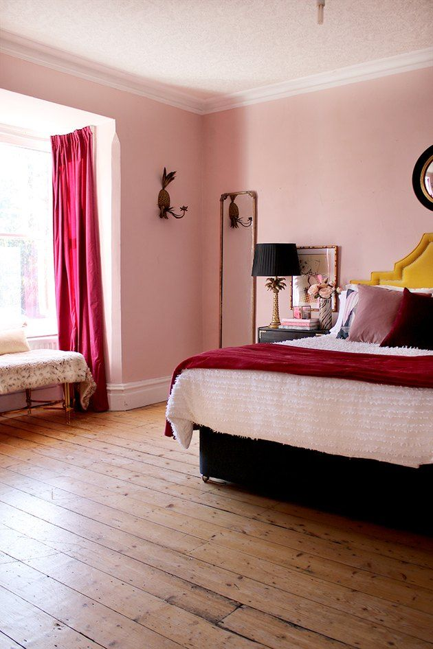 29 Pink Bedroom Ideas That Are As Sweet As Can Be Pink Master