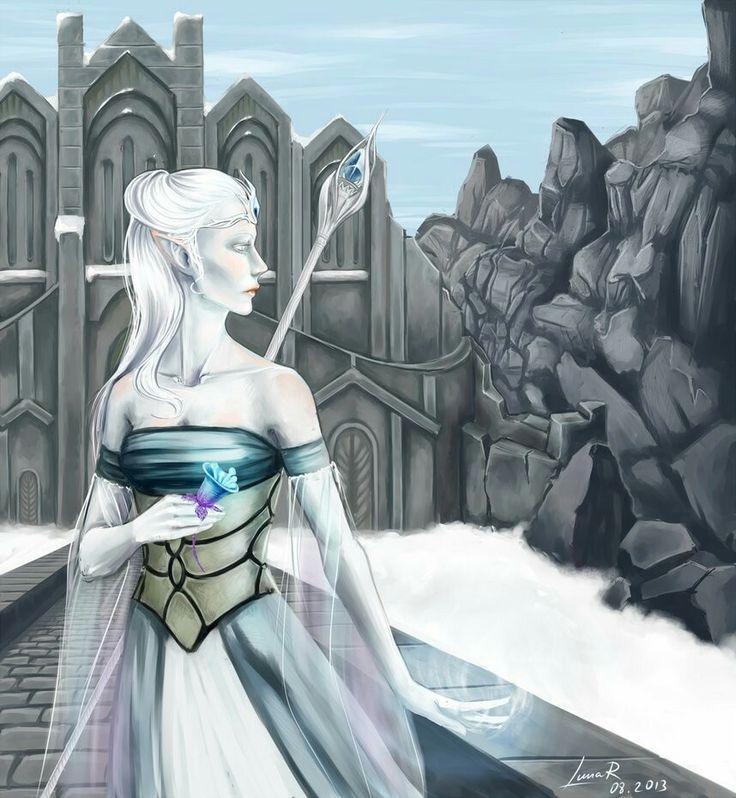 Snow elf