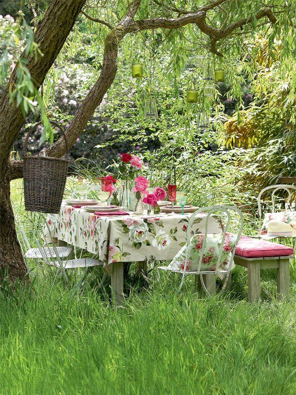 Vinzon Decoracion Jardines ~ M?s de 1000 im?genes sobre Garden Party en Pinterest  Temas de