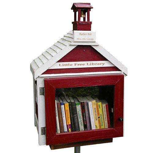 Original Little Free Library