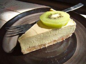 Avocado-limoen taart om je vingers bij af te likken