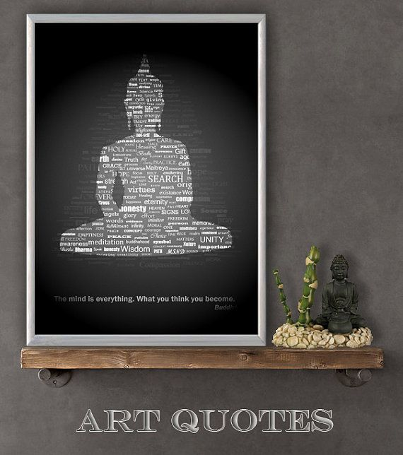 Buddha Wall Decor 47 best wall art and posters images on pinterest | wall art prints