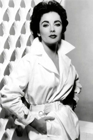 Elizabeth Taylor, a woman ahead of her time. Always a muse for the Marquez NYC bride www.marqueznyc.com