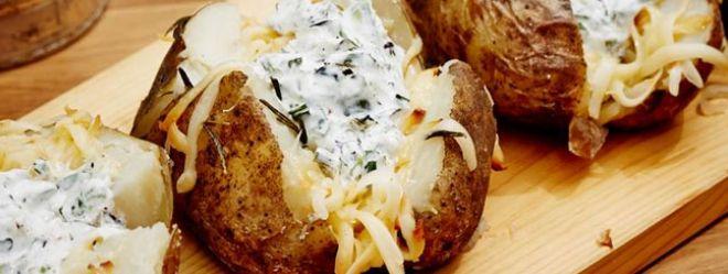 Zeste | Patates gouda fumé et jalapeños