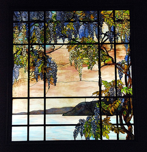 54 Best Louis Comfort Tiffany Glass Images On Pinterest