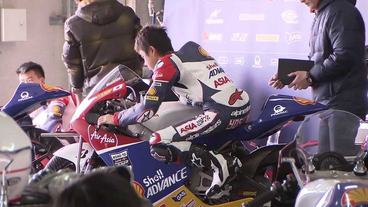 SHELL ADVANCE ASIA TALENT CUP --- 2014 Aragon Puig Test Interview