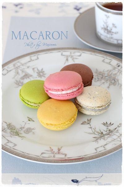 Sweet Macaron マカロン