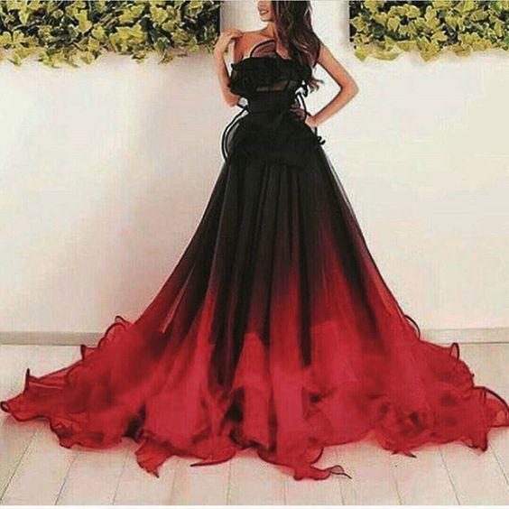 Nouvelle collection Robes soirée rouge tendance 2018
