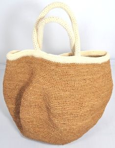 Simplet bucket natural - white - large NORO