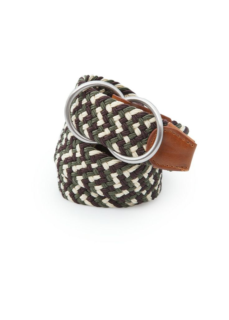 Woven belt REF. 23053517 - Xavier c VND749,000 Colour: Beige
