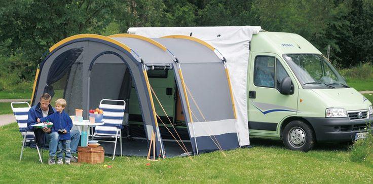 dwt-Zelte - Motor home & camper van awnings :: Campingzelte, Wohnwagenvorzelte, Outdoorzelte