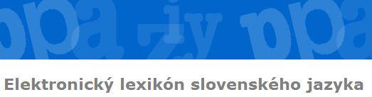 Słownik języka słowackiego. Zawiera prawie 60 tys. słów.