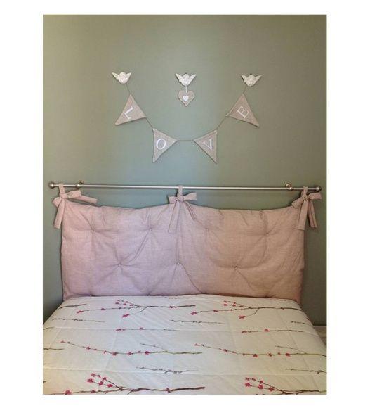Cabeceira Queen Size - Várias Estampas. Fácil de instalar e fica lindo na decoração de qualquer quarto! De bebê, adolescente e casal