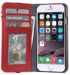 De Decoded Leather Wallet case voor de nieuwe Apple iPhone 6/6S is een stijlvolle handgemaakte Wallet-case gemaakt van premium kwaliteit leer.