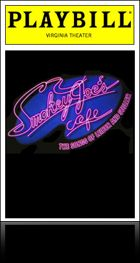 smokey joes cafe playbill | Smokey Joe's Café